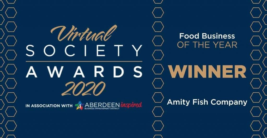 Society Awards 2020 Winner