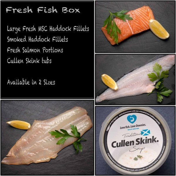 Fresh Fish Box | Amity Fish Company