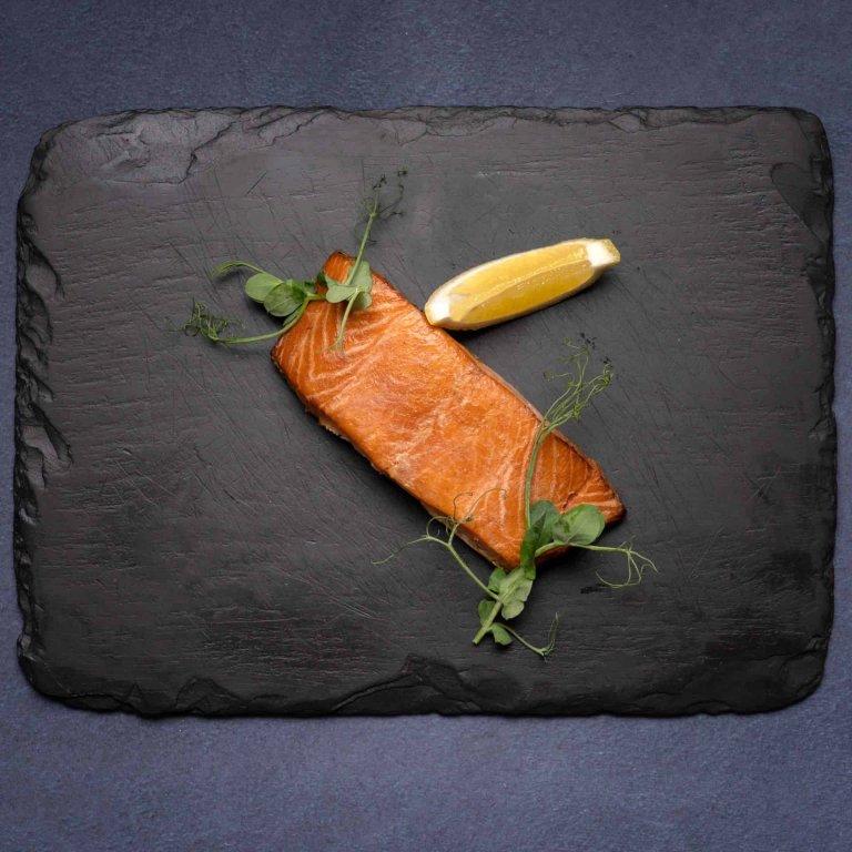 Hot Smoked Salmon   Amity Fish Company