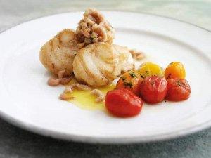 Pan Fried Monkfish