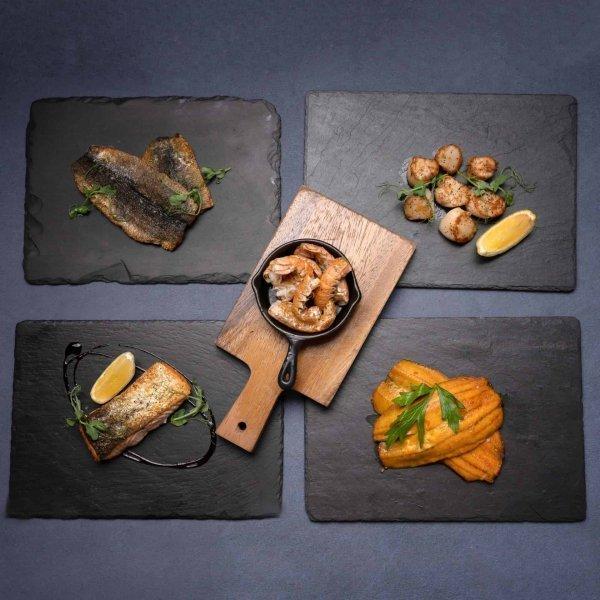 Luxury BBQ Fish Box from Amity Fish Company