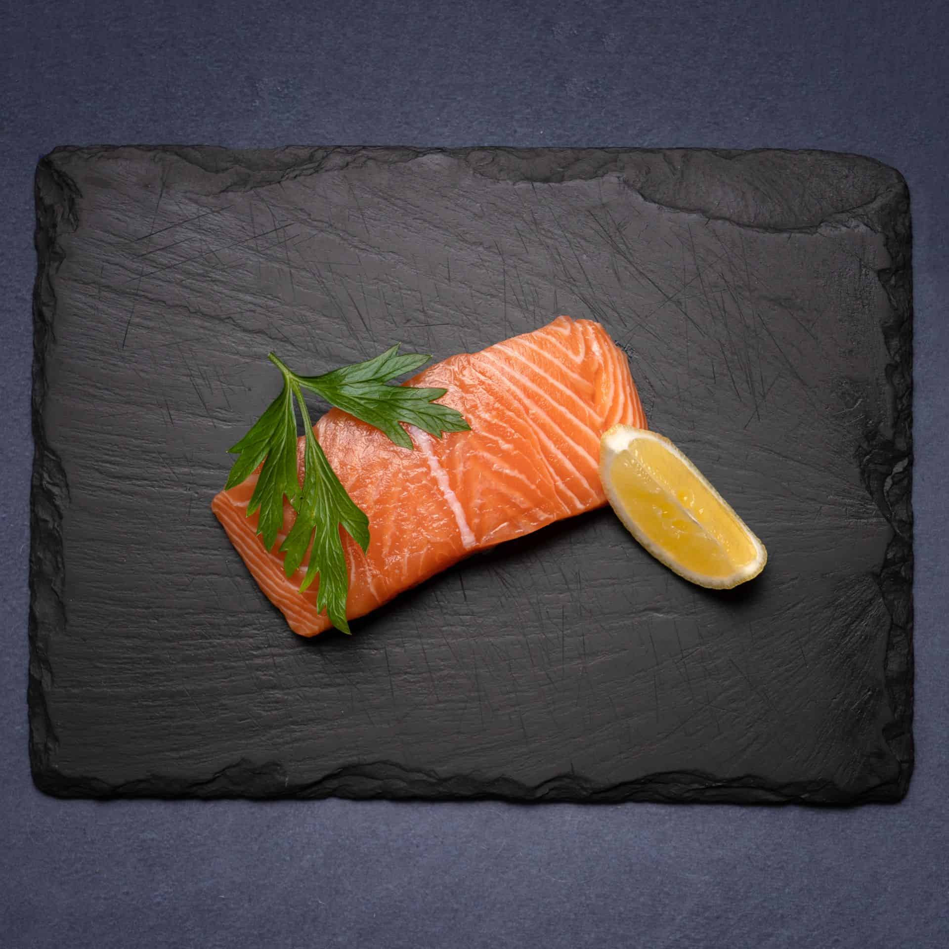 Fresh Scottish Salmon from Amity Fish Company