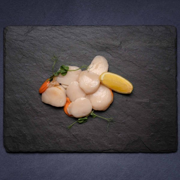 Scottish Scallops from Amity Fish Company