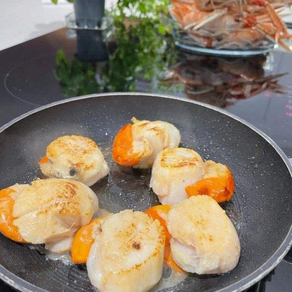 Scallops | Amity Fish Company
