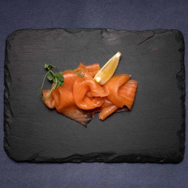 Peterhead Cold Smoked Salmon