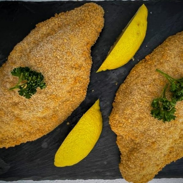Breaded Lemon Sole | Amity Fish Company