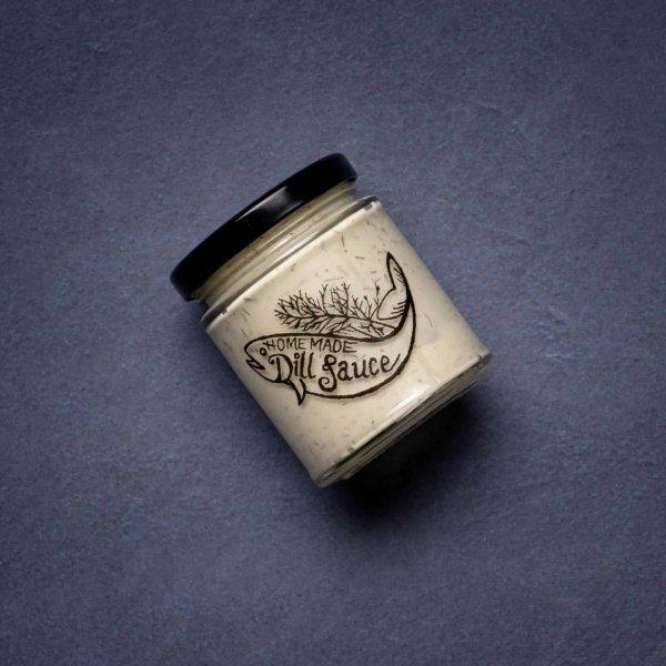 Homemade Dill Sauce | Amity Fish Company