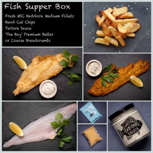 Amity Fish Company | Fish Supper Box