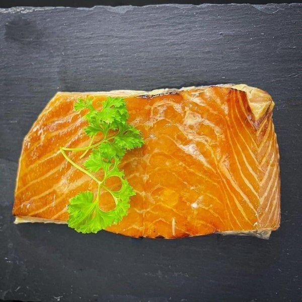 Honey Roast Salmon | Amity Fish Company