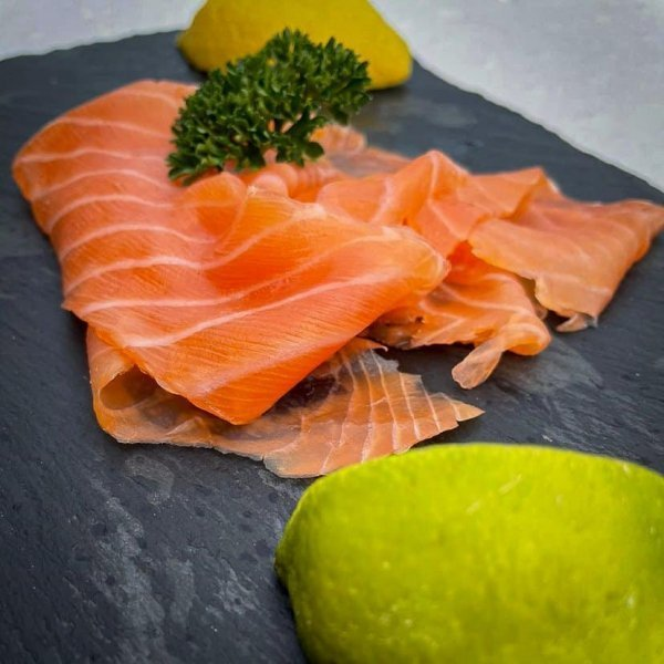 Cold Smoked Salmon | Amity Fish Company
