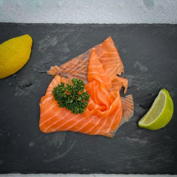 Cold Smoked Salmon | Amity Fish Company