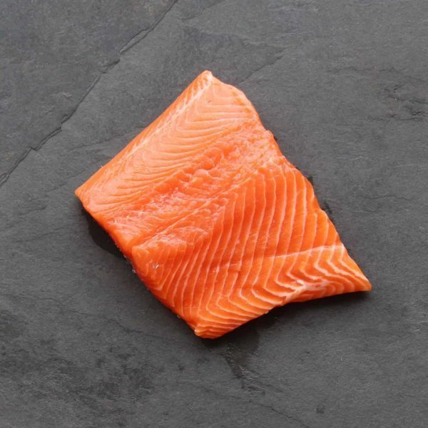 Picture of Scottish Trout in its raw state