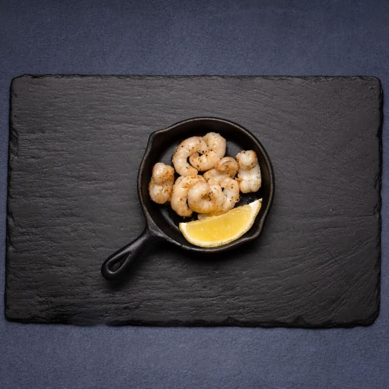 Pan Fried Langoustine Tails